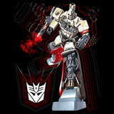 Transformers Megatron Cutaway Official Men's T-shirt (Black)