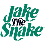WWE Jake The Snake Logo Official Women's T-shirt (White) - Urban Species Ladies Short Sleeved T-Shirt