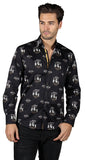 WWE Ric Flair Icon Official Long Sleeve Dress Shirt