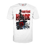 Warcraft Horde Official Men's T-shirt (White)