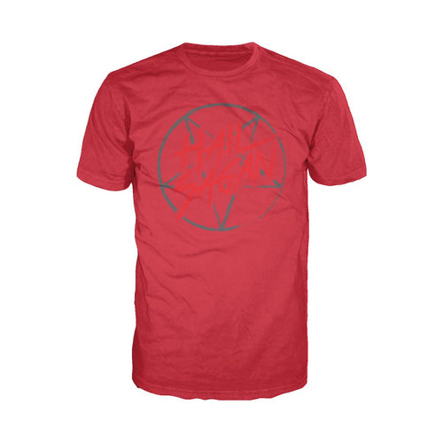 I Love Science Hail Sagan Official Men's T-shirt (Red)