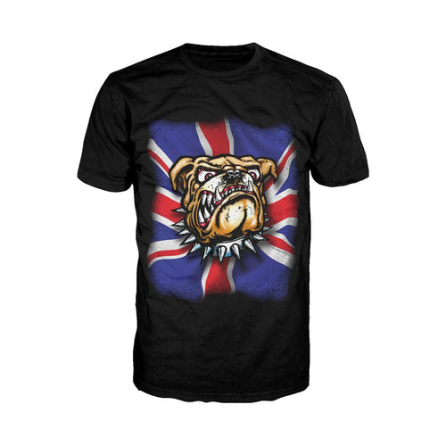 London British Bulldog Men's T-shirt (Black)