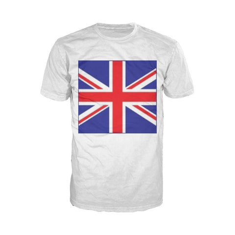 London Union Jack Men's T-shirt (White)