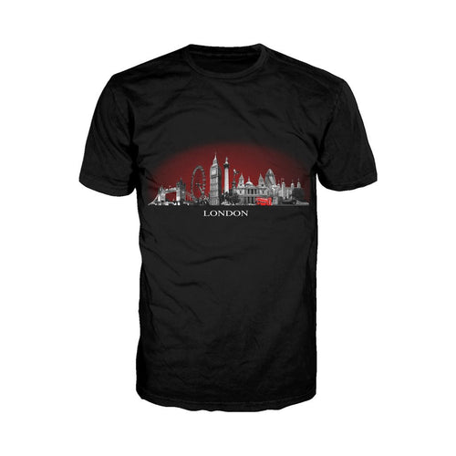 London Silhouette Men's T-shirt (Black)