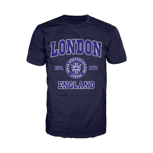 London Urban Athletic Men's T-shirt (Navy)