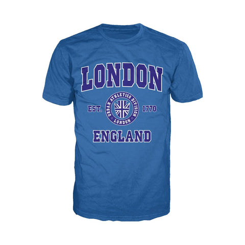 London Urban Athletic Men's T-shirt (Royal Blue)