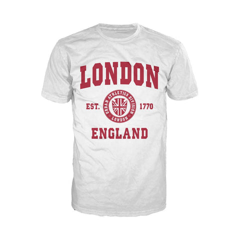 London Urban Athletic Men's T-shirt (White)