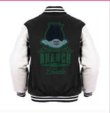 Trolls Branch Official Varsity Jacket (Black)