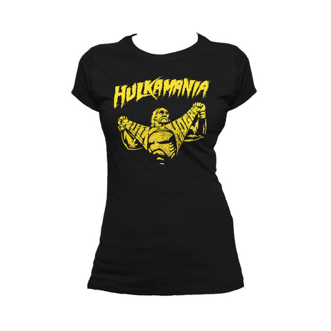 WWE Hulk Hogan Shirt Rip
