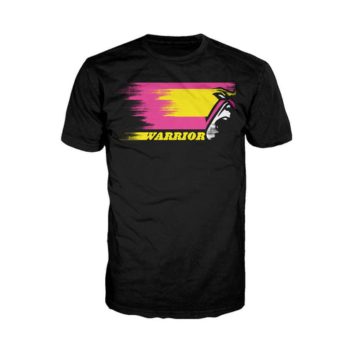 WWE Ultimate Warrior Logo Official Men's T-shirt (Black) - Urban Species Mens Short Sleeved T-Shirt