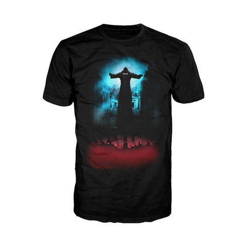 WWE Undertaker Eternal Official Men's T-shirt (Black)