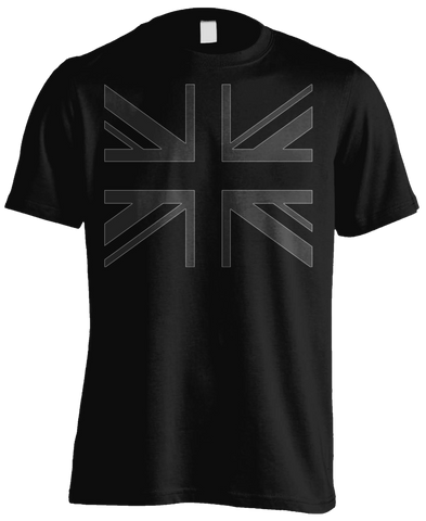 London Mono Jack Men's T-shirt (Black) - Urban Species