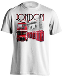 London Piccadilly Men's T-shirt (White)