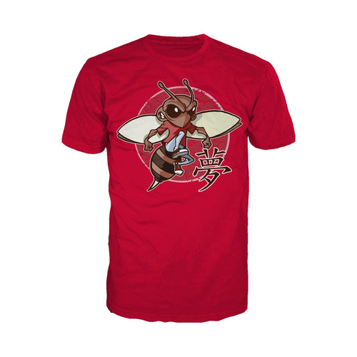 US Wrestling Daze Splash London Men's T-Shirt Red