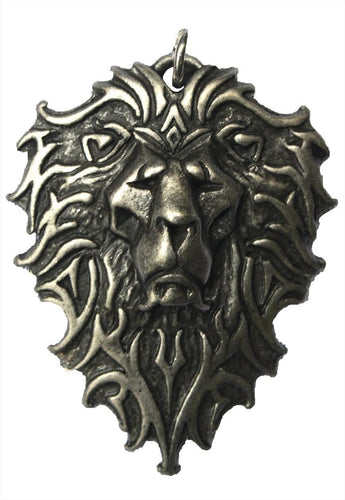 Warcraft Lion Motif Official Pendant - Urban Species Pendant