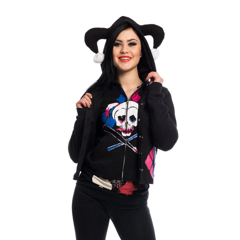 Suicide Squad Harley Quinn Rebel Twin Jacket