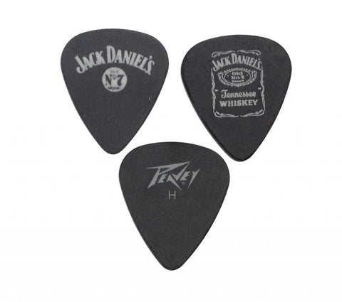 JD Heavy Black Matt Picks - Urban Species Picks