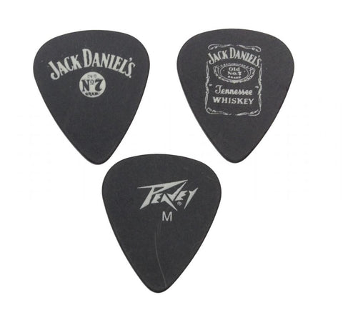 JD Medium Black Matt Picks - Urban Species Picks