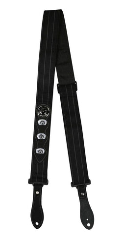 Jack Daniel's® Pinstripe Strap - Black (UK) - Urban Species Straps