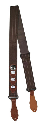 Jack Daniel's® Pinstripe Strap - Brown (UK) - Urban Species Straps