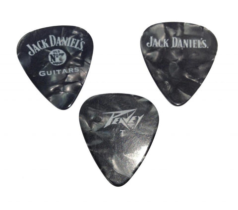 JD Heavy Black Pearl Picks - Urban Species Picks