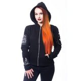 Harry Potter Knight Jacket Ladies (Black)
