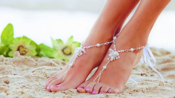 Barefoot Sandals - new summer hit!