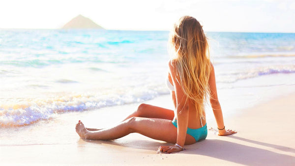 Sun Kissed Hair - get some beauty tips