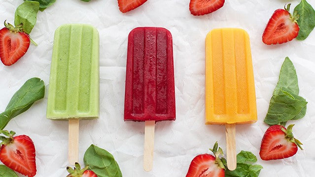 Four Tastes To Love - Easiest Home Made Popsicle Recipes