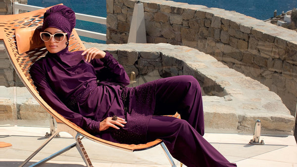 How to wear your Burkini with Style