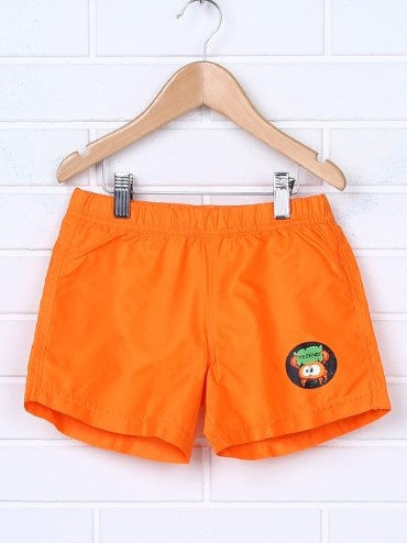 Lucky Crab Boys Swim Shorts - Let's Beach
