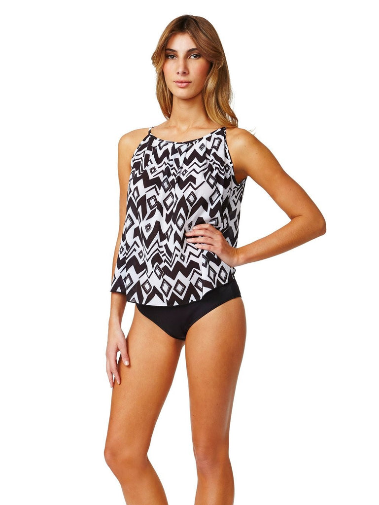 Hey Ho Chiffon Top - Let's Beach