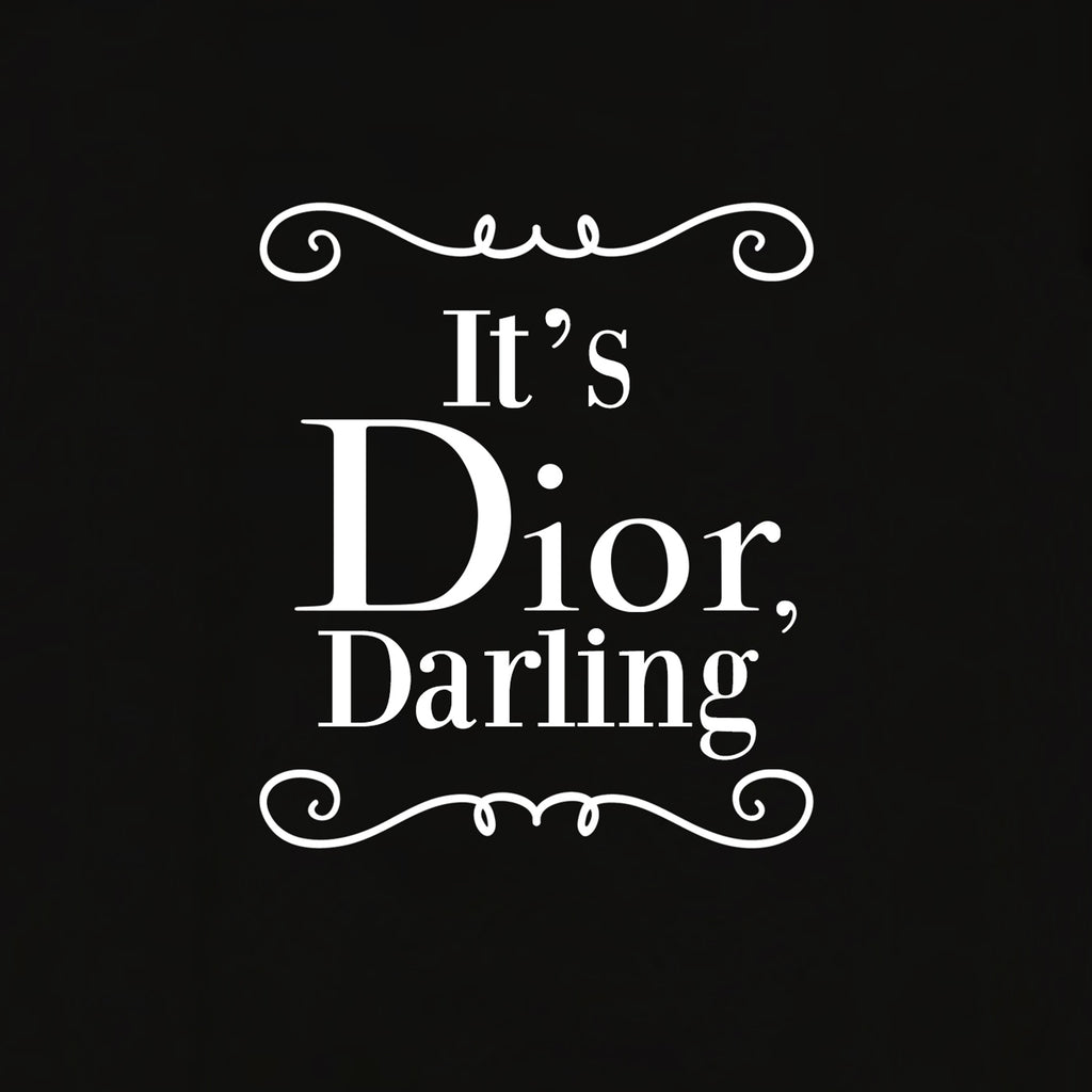 It's Dior Darling T-shirt for Women - Let's Beach
