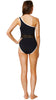 Shape Up Mesh One-Piece Swimsuit | Let's Beach