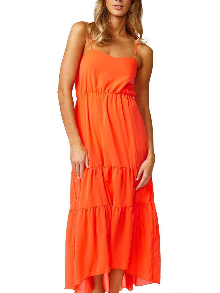 Chiffon Layers Dress - Let's Beach