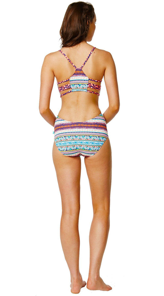 Silk Road Swimsuit | Let's beach