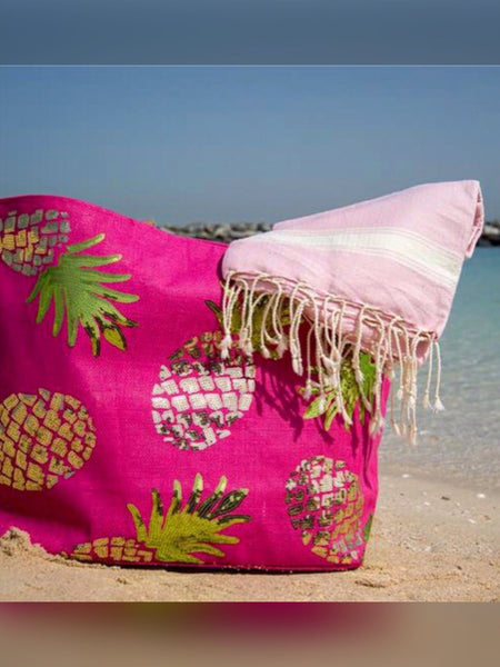 Tropical Pineapple beachset - Let's Beach