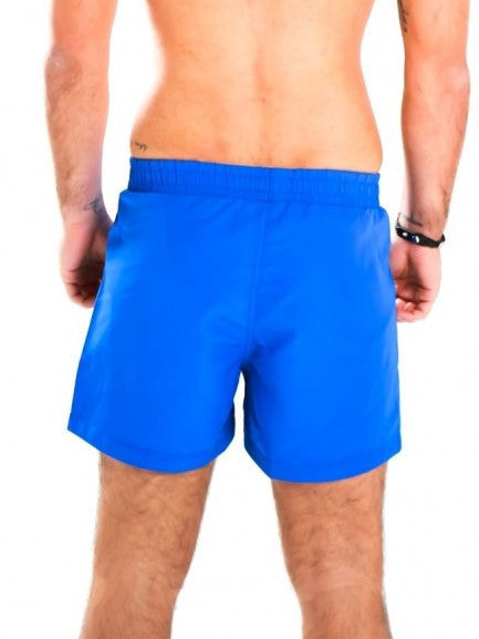 Blue Classic Shorts - Let's Beach