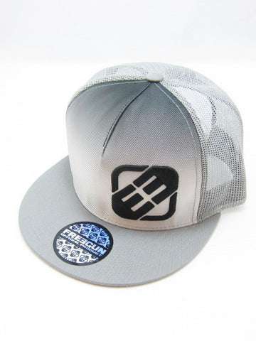 Silver Mesh Back Cap - Let's Beach