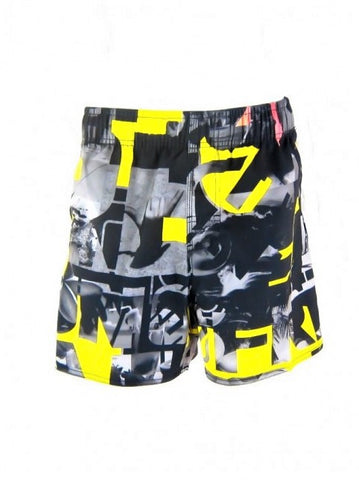 Multicolor Swim Shorts - Let's Beach