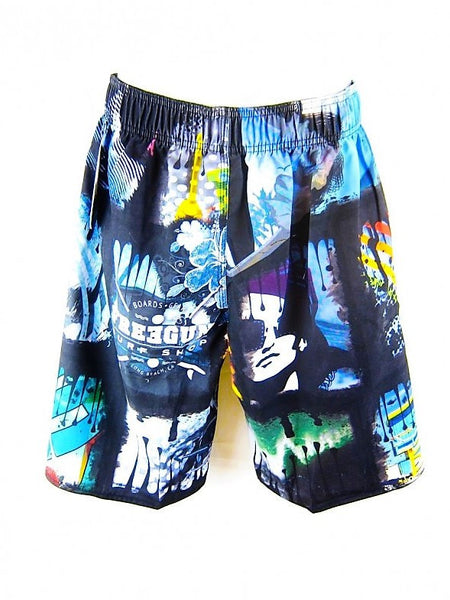 Surfer Board Shorts - Let's Beach