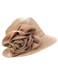 Let's Beach Hat Flower hat