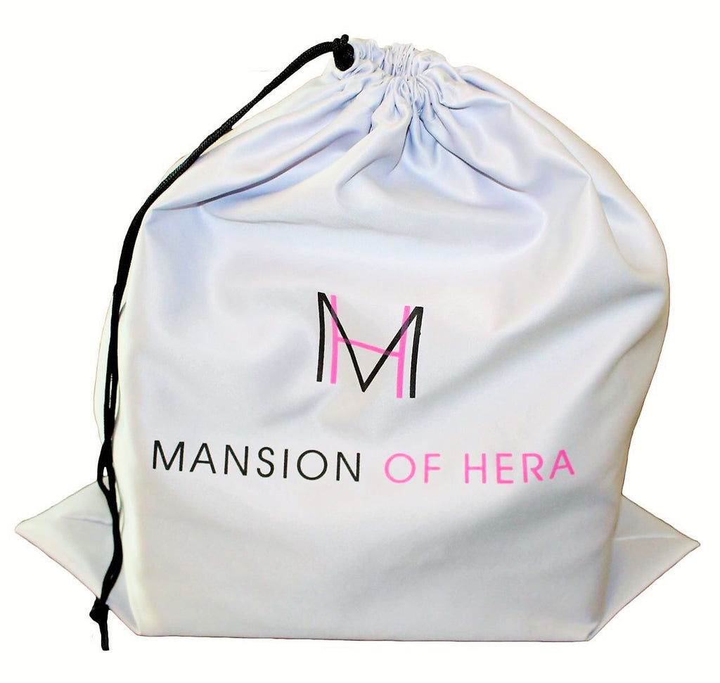 Mansion of Hera Bag White Jelly Bag