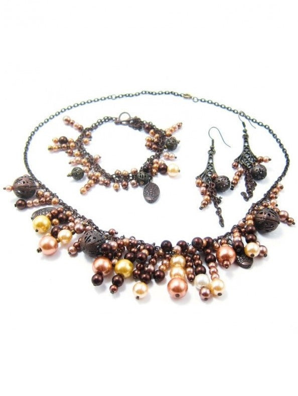 NB. Handmade Jewelry Boho Jewelry Set