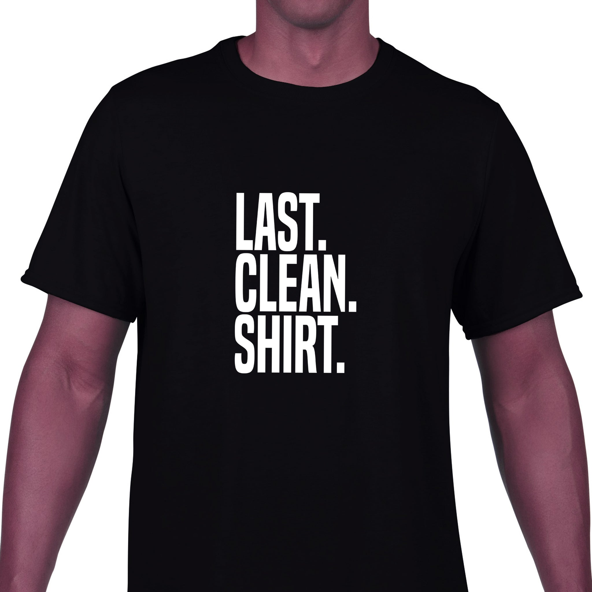 Last Clean Shirt T-shirt for Men - Let's Beach