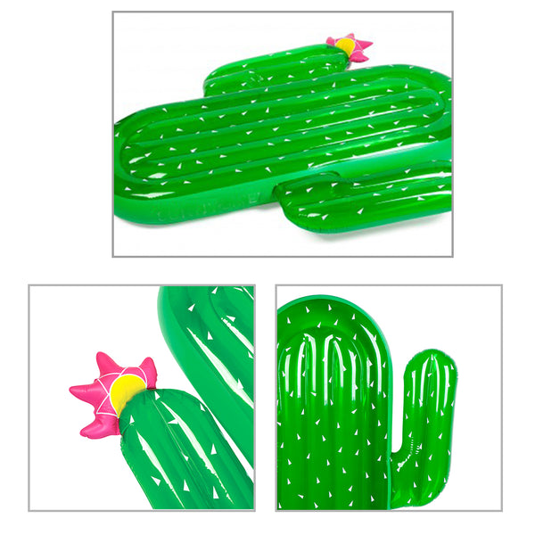 Giant Cactus Pool Float - Let's Beach