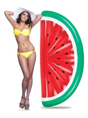 Giant Watermelon Pool Float - Let's Beach