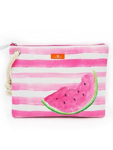 BONAMIE Wet Bikini Bag Watermelon - Let's Beach