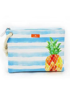 BONAMIE Wet Bikini Bag Pineapple - Let's Beach