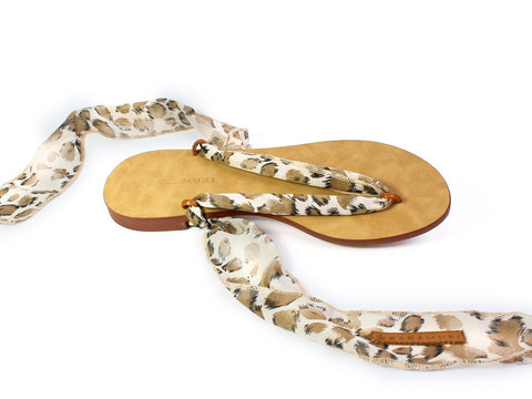 Elegance Leopard Ribbon - Let's Beach